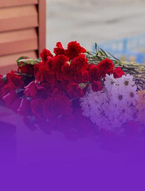 Студенты СурГУ почтили память погибших в Казани