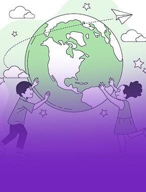 Международный день защиты детей в рамках социального проекта «Добро спасет мир»